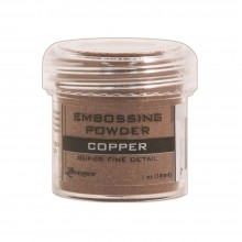 Copper Super Fine Detail Ranger Embossing Powder