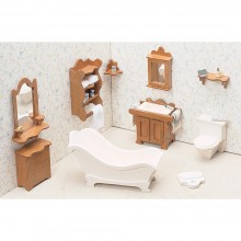 Bathroom Miniature Furniture Kit