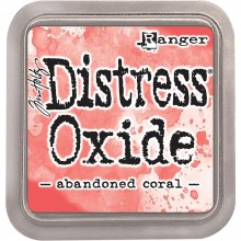 Distress Oxides Ink Pad- Abandoned Coral