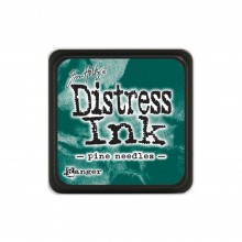 Pine Needles Tim Holtz Distress Mini Ink Pad
