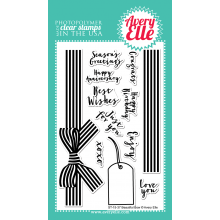 Clear Stamps Beautiful Bow