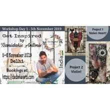 Delhi Day 1 Tzanidakis Antonis Workshop 5th November 2 Pojects