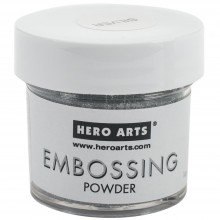 Silver Hero Arts Embossing Powder