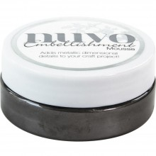 Nuvo Embellishment Mousse Black Ash