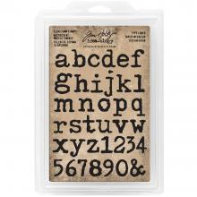 Cling Foam Stamps 37/Pkg TH Idea-Ology