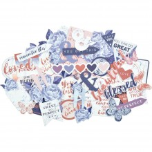 Misty Mountains Collectables Cardstock Die-Cuts