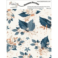 Planner Leaves Rice Paper A4 By Get Inspired
