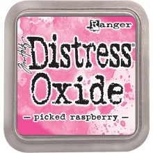 Distress Oxides Ink Pad- Picked Raspberry