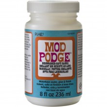 Mod Podge Dishwasher Safe 8oz