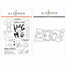 Altenew Hug Me Stamp & Die Bundle - 36 Pieces
