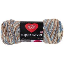 Yarn Big Roll Red Heart Super Saver - Mirage