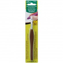 Crochet Hook Amour Size Size J10/6mm By Clover