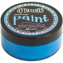 LONDON BLUE - Dylusions By Dyan Reaveley Blendable Acrylic Paint 2oz