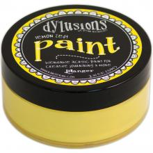 LEMON ZEST - Dylusions By Dyan Reaveley Blendable Acrylic Paint 2oz