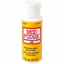 Mod Podge Matte Finish 2oz