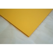 "Mango Yellow Cardstock 9""x12"" 10/Pkg By Get Inspired"