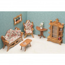 Living Room Miniature Furniture Kit
