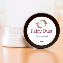 Snowfall - Fairy Dust 25grams Jar