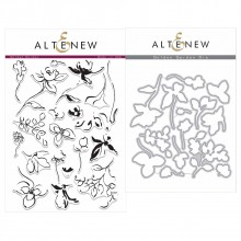 Altenew Golden Garden Stamp & Die Bundle - 34 Pieces