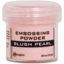 Blush Pearl Ranger Embossing Powder