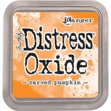Carved Pumpkin Distress Oxides Ink Pad