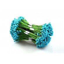 Blue-Wire Pollen - 3mm Head Pack 10 Bunches