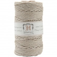 Hemp Cord Spool 48lb 205' - Natural
