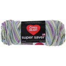Yarn Big Roll Red Heart Super Saver - Watercolor