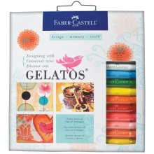 26 Pieces Mix & Match Designing With Gelatos Set