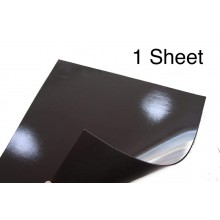 Super Strong Flexible Magnetic Sheet 12inchx12inch  x 1.5mm Thickness Craft &  DIY Project (1 Sheet)