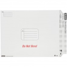 "White Scotch Photo Document Mailer 11.5""X14"" Pack of 12"