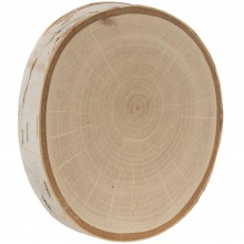 "Baltic Birch Round Medium 4"" To 6.5"""