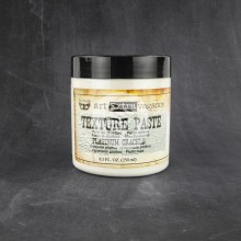 Platinum Crackle Finnabair Art Extravagance Texture Paste 8.5oz