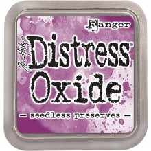 Distress Oxides Ink Pad- Seedless Preserves