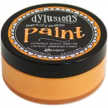 Squeezed Orange - Dylusions By Dyan Reaveley Blendable Acrylic Paint 2oz