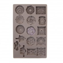 "Redesign Mould - Etruscan Accents 5""x8"""