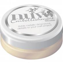 Mother Of Pearl Nuvo Embellishment Mousse