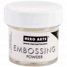 Hero Arts Embossing Powder Clear
