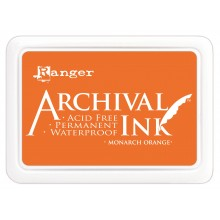 Monarch Orange Archival Ink Pad