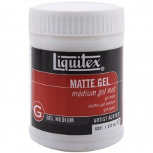 Liquitex Matte Acrylic Gel Medium