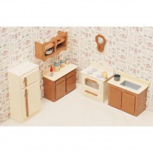 Kitchen Miniature Furniture Kit