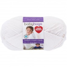 Frosting - Red Heart Baby Hugs Medium