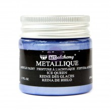 Metallique Ice Queen Finnabair Art Alchemy Acrylic Paint 1.7 Fluid Ounces