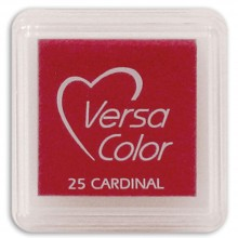 Cardinal VersaColor Pigment Mini Ink Pad
