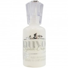 Gloss White Nuvo Crystal Drops 1.1oz