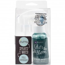 Deep Teal Color Bloom Spray Mist 2oz