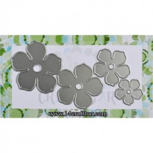 Flowers Set 4 -Cutting Dies D6