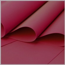 Deep Red Flower Making Foam 30x35cms Pack of 8 Sheets 0.8MM Thick