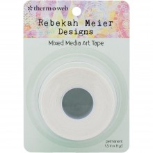 "Rebekah Meier Designs Mixed Media Art Tape 1.5""X8yd"