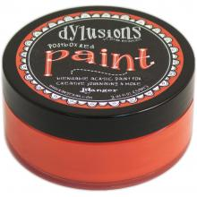 PostBox Red - Dylusions By Dyan Reaveley Blendable Acrylic Paint 2oz